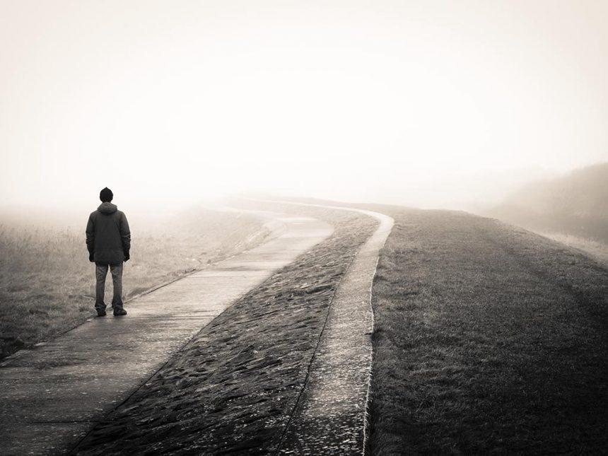 el camino solitario